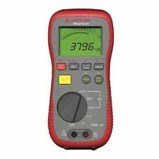 4000 Megohm Digital Lcd Display Electrical Insulation Resistance Tester