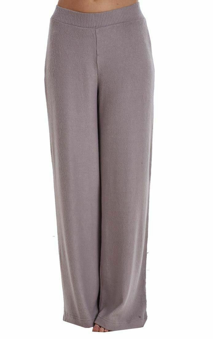Womens Lounge Wear Pyjamas PJs Pants Elasticated Bottoms Nightwear Clothes Size