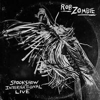 Rob Zombie - Spookshow International Live [new Cd] Explicit on sale