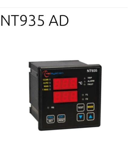 Tecsystem NT935 ad Digital Temperature Controller for Transformatror NT 935 Ad