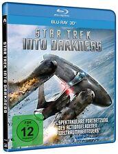 3D Blu-ray * Star Trek - Into Darkness -  3 D Single - Chris Pine # NEU OVP =