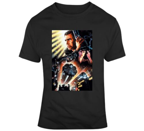 Blade Runner Movie Poster Fan T Shirt