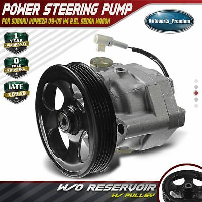 Maxima//Murano 09-14 Without Reservoir Power Steering Pump compatible with Nissan Altima 07-12
