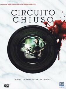 Circuito-Chiuso-DVD-Nuovo-Sigillato-Manetti-Bros-Giorgio-Amato