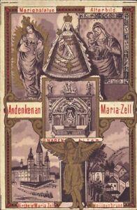 Maria-Celula-Wallfahrt-Cuadro-Santos-Amria-Imagen-Milagrosa-Austria-B-8043