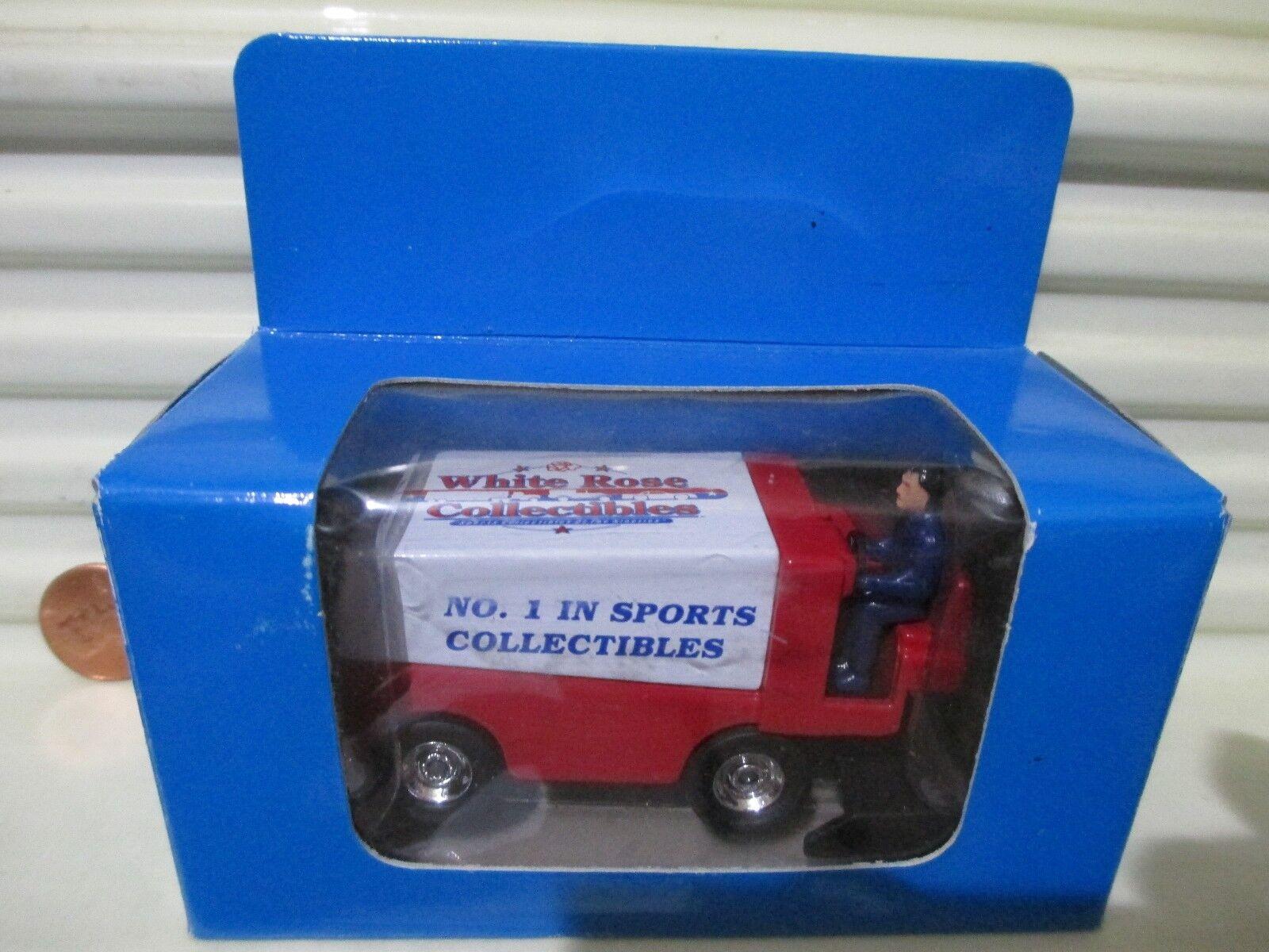 Extremt sällsynta 1996 MATCHlåda BASE NHL Zamboni Ice Makers New Mint i Mint låda
