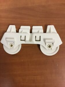 4160421 Genuine OEM KitchenAid Whirlpool Dishwasher Upper Rack Roller