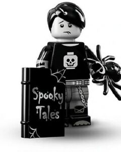 Lego-Minifigure-CMF-Series-16-Spooky-Boy-No-5-Minifig-Brand-NEW-Free-Post