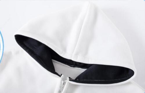 Detective Conan Cosplay Anime Kapuzen Sweatshirt Hoodie pullover Pulli Jacke