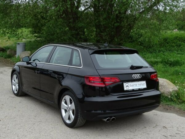 Audi A3 1,4 TFSi 150 Ambition SB - billede 2