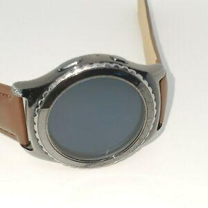 Samsung-Gear-S2-Classic-SM-R732-40mm-Smart-Watch-in-acciaio-inox-Sport-Silicio
