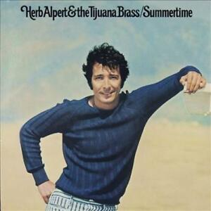 HERB-ALPERT-amp-THE-TIJUANA-BRASS-SUMMERTIME-USED-VERY-GOOD-CD