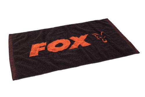 Fox Towel Handtuch Karpfenangeln Carp Fishing FOX NEW OVP