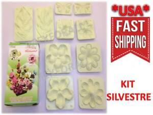 Flower Molds 3d Kit Foam Craft Moldes De Flores Foamy Eva Foam Model