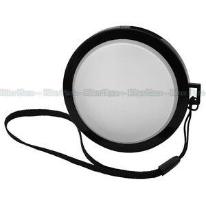 Details about 77mm White Balance Lens Cap for Nikon D750 D810 D7200 Canon  5D2 Mark III 24-70mm
