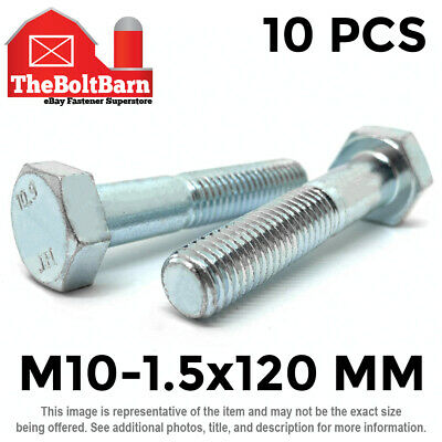 M6-1.0x30 Grade 8.8 Metric Serrated Hex Flange Screws Flange Bolts 100