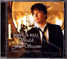 Joshua BELL: VIVALDI The Four Seasons TARTINI Devil's Trill CD Vier Jahreszeiten