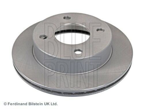 Pair Vented fits NISSAN FIGARO FK10 1.0 Front 91 to 92 MA10ET 2x Brake Discs
