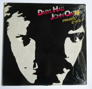 DARYL-HALL-amp-JOHN-OATES-Private-Eyes-1981-Vinyl-Record-RCA-LP-6001