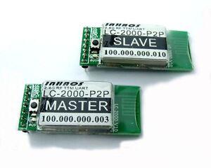 LC-2000-P2P-2-4G-RF-Module-UART-115Kbps-RF-UART-TTM-RS-232-For-Arduino-STM32-ARM