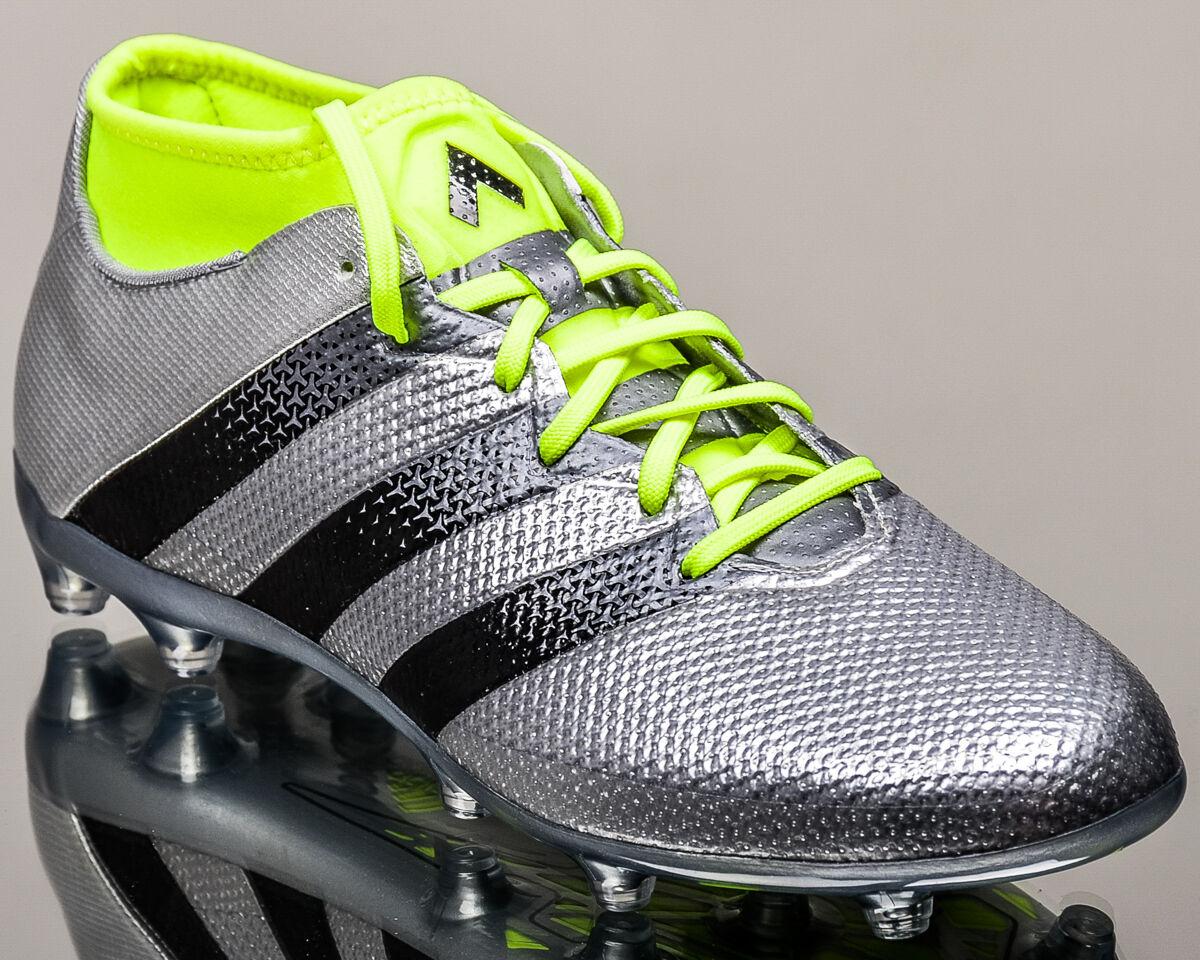Adidas Ace 16.2 Primemesh FG AG prime mesh men soccer cleats football NEW AQ3448