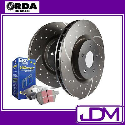 DP1501 EBC Ultimax Rear Brake Pads fit for D Fairlane