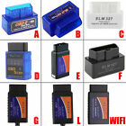 ELM327 V2.1 OBD2 CAN-BUS Bluetooth WIFI Car Auto Diagnostic Interface Scanner OP