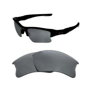 ddfe2b0aee1 Image is loading NEW-POLARIZED-CUSTOM-SILVER-XLJ-LENS-FOR-OAKLEY-