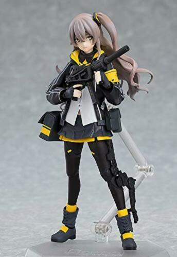 Figma Dolls Frontline UMP45 Non-scale ABS /& PVC Painted movable figure