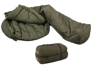 Carintia saco de dormir trópico verde oliva Medium camping tiendas acampar Outdoor