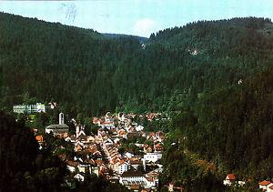 Triberg , Blick vom Hohnen ,AK1993 gel. - Lübeck, Deutschland - Triberg , Blick vom Hohnen ,AK1993 gel. - Lübeck, Deutschland