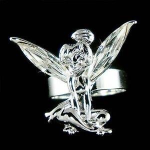Bell Ring Angel Wings