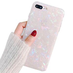 iPhone-8-Plus-7-Case-Protective-Model-Soft-Cover-Bumper-Slim-TPU-Rubber-Colorful