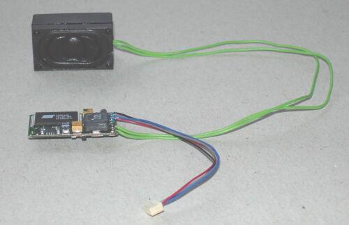 Piko 56190 soundkit para BR 55 h0