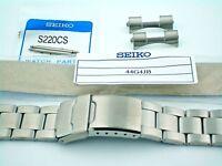 SEIKO SKX007 GENUINE 22mm OYSTER BRACELET *FROM SEIKO*