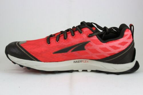 Women/'s Altra Superior 2.0 Poppy Red Chocolata A2652-4 Brand New In Box