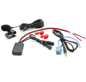 Bluetooth-Adapter-Aux-Mercedes-W169-Sprinter-Audio-5-MP3-Freisprecheinrichtung