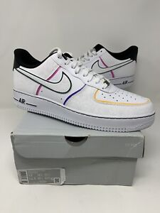 Nike-Air-Force-1-Low-Day-Of-The-Dead-2019-CT1138-100-Size-13-BRAND-NEW-RARE