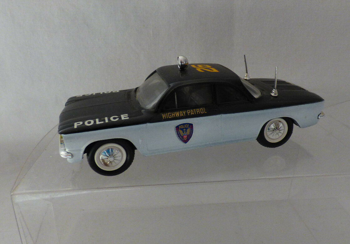 HOBBY autoCover MONZA polizia HIGHWAY PATROL 1  43