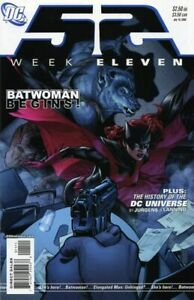 DC-52-Week-11-Comic-Book-2006-1st-Appearance-Batwoman-Kate-Kane-TV-Show-NM
