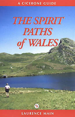 The Spirit Paths of Wales (Cicerone Guide), Acceptable, Main, Laurence, Book