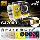 SJ7000 WIFI 1080P Full HD DV Sports Recorder Car Waterproof Camera Camcorder