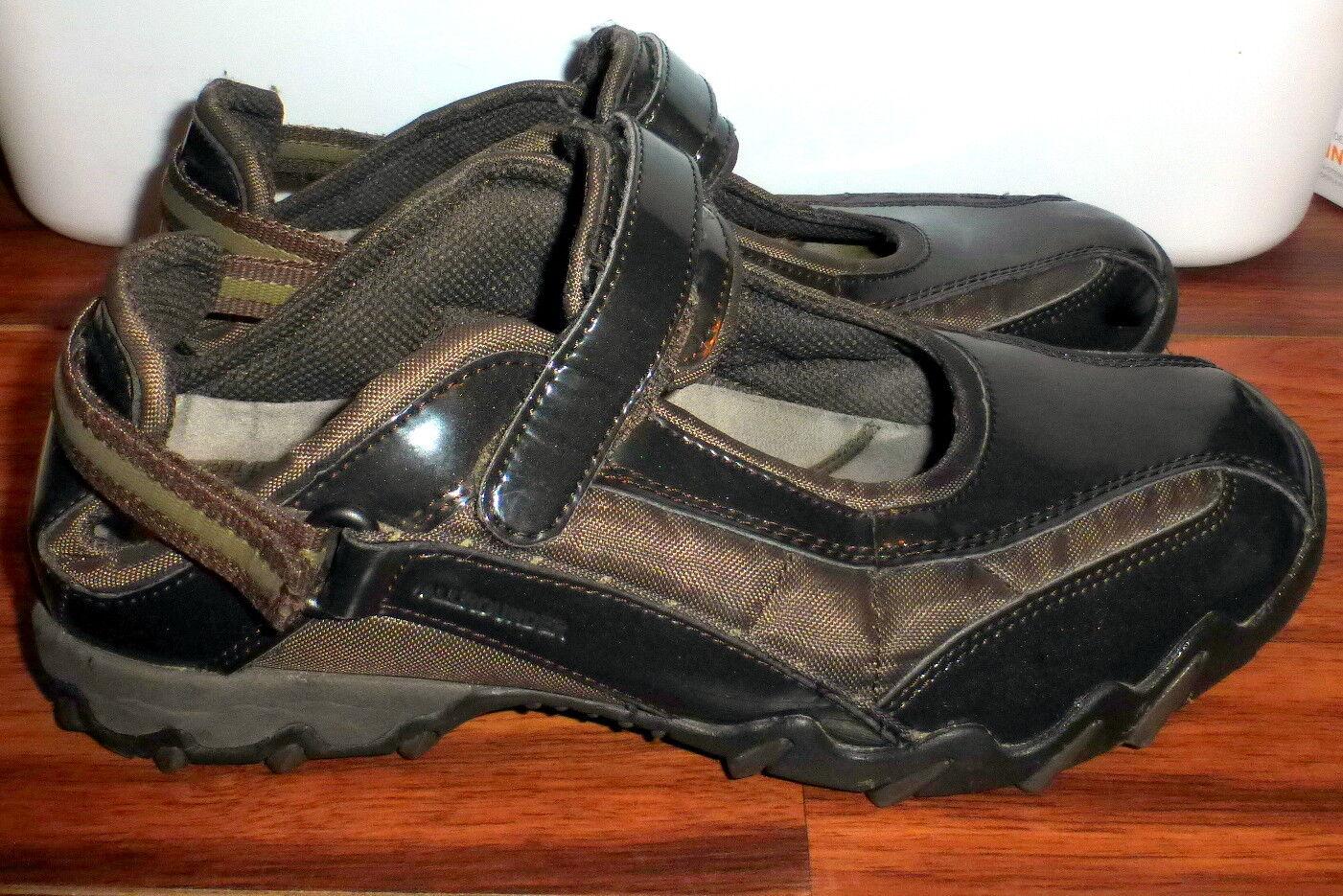 Damenschuhe MEPHISTO ALLROUNDER NIMBO PATENT MARY JANE WALKING HIKING TRAIL Schuhe 8.5