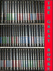 RESTOCKED-Great-Books-Of-The-Western-World-Britannica-SINGLES-Buy-1-to-60