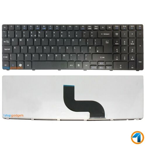 BRAND NEW ACER ASPIRE 5745G UK Laptop Keyboard Replacement