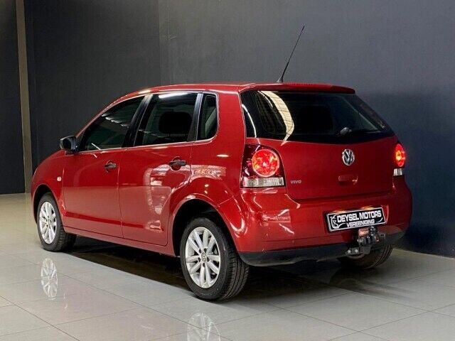 Polo vivo with very low km,also available on finance,monthly installment of R2999
