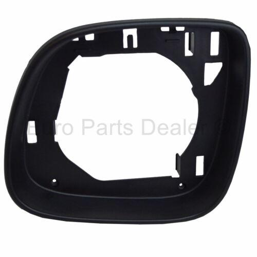 Left Passenger Side Mirror Cover Cap Trim Ring For VW Transporter T5 2010-2015
