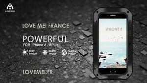 coque blindee iphone 8