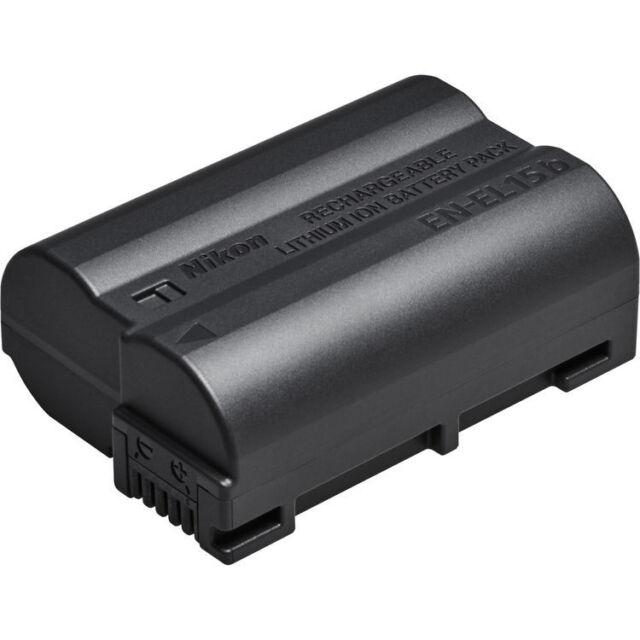 Nikon EN-EL15b Rechargeable Lithium-Ion Battery 4218