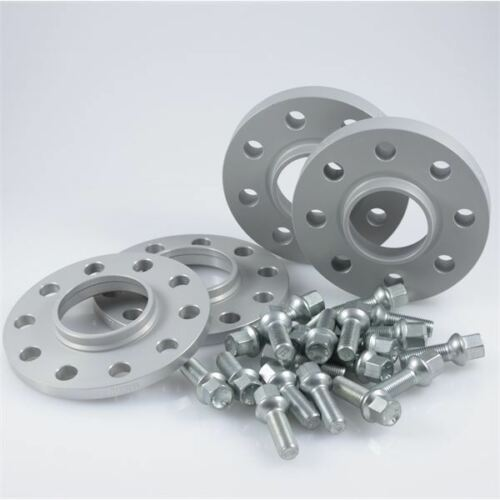 H/&R Spurverbreiterung auch für Audi A4 B8 VA 20 HA 30mm+Radschrauben//Radbolzen